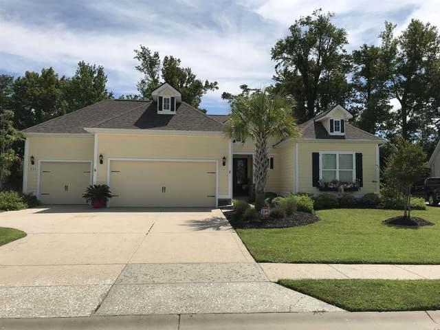 1824 Lake Egret Dr., North Myrtle Beach, SC 29582 (MLS #2119825) :: James W. Smith Real Estate Co.