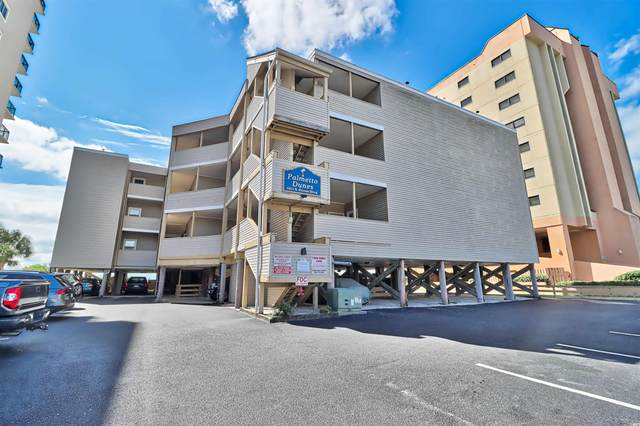 1011 South Ocean Blvd. #302, North Myrtle Beach, SC 29582 (MLS #2119830) :: James W. Smith Real Estate Co.