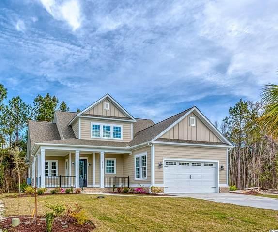 1187 East Isle Of Palms, Myrtle Beach, SC 29579 (MLS #2119837) :: Duncan Group Properties