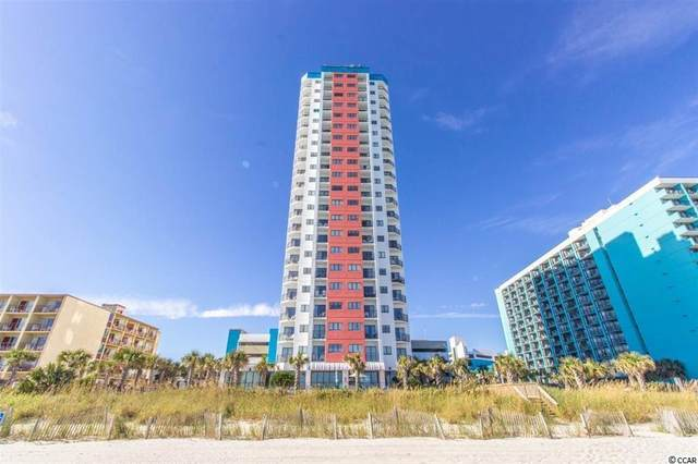 1605 S Ocean Blvd. S #1503, Myrtle Beach, SC 29577 (MLS #2119838) :: Jerry Pinkas Real Estate Experts, Inc