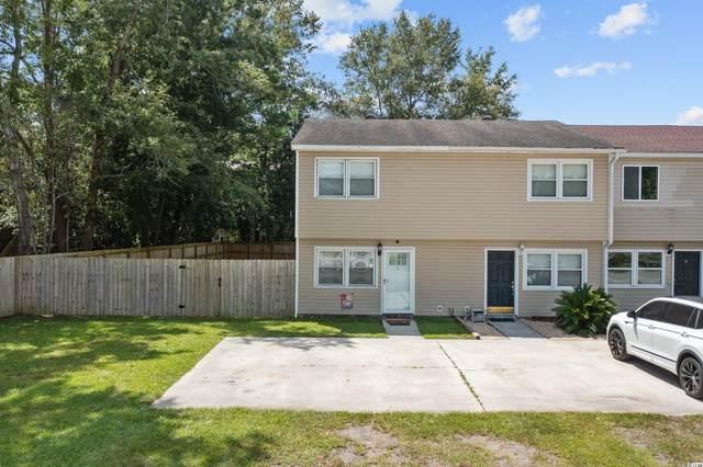 504 Oak Circle #6, Myrtle Beach, SC 29588 (MLS #2119856) :: Duncan Group Properties