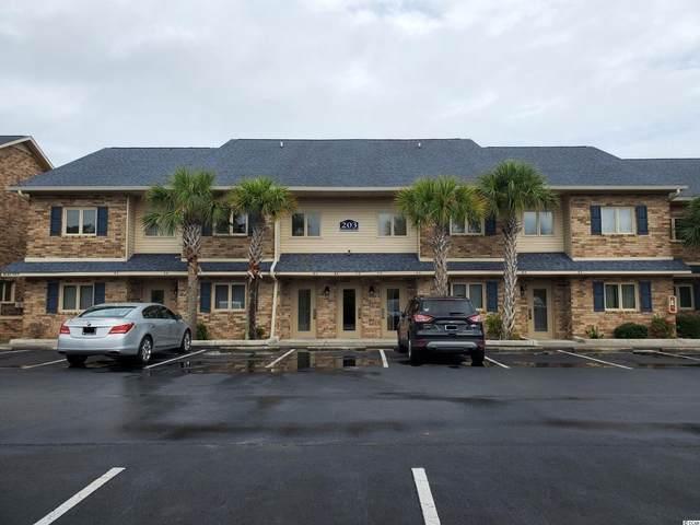 203 Double Eagle Dr. D-2, Surfside Beach, SC 29575 (MLS #2119875) :: Duncan Group Properties