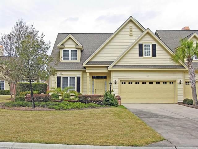 381 Huntington Lake Circle #86, Pawleys Island, SC 29585 (MLS #2119889) :: BRG Real Estate