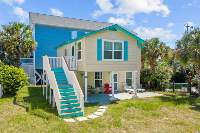 502 16th Ave. S, North Myrtle Beach, SC 29582 (MLS #2119949) :: The Lachicotte Company