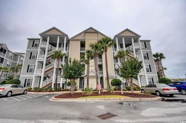 100 Ella Kinley Circle #302, Myrtle Beach, SC 29588 (MLS #2119959) :: Sloan Realty Group
