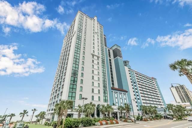 3000 N Ocean Blvd. #801, Myrtle Beach, SC 29577 (MLS #2119963) :: BRG Real Estate