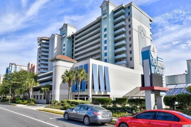 2311 S Ocean Blvd. #444, Myrtle Beach, SC 29577 (MLS #2119967) :: Duncan Group Properties