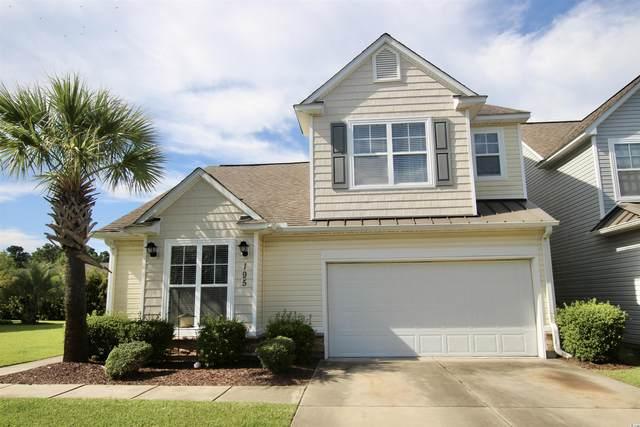 195 Fulbourn Pl., Myrtle Beach, SC 29579 (MLS #2119968) :: James W. Smith Real Estate Co.