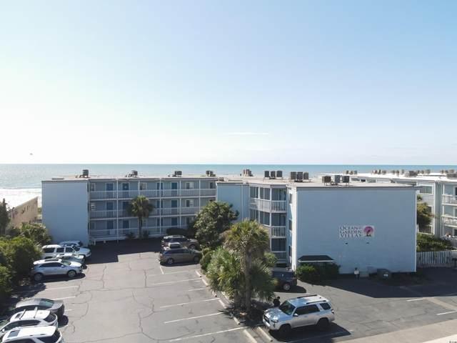 1809 S Ocean Blvd. D2, North Myrtle Beach, SC 29582 (MLS #2119983) :: Coastal Tides Realty