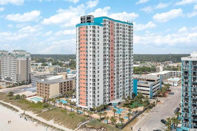1605 S Ocean Blvd. S #807, Myrtle Beach, SC 29577 (MLS #2119993) :: Jerry Pinkas Real Estate Experts, Inc