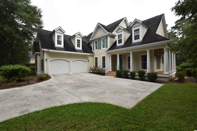 2016 Turnberry Ln., Murrells Inlet, SC 29576 (MLS #2120022) :: The Lachicotte Company