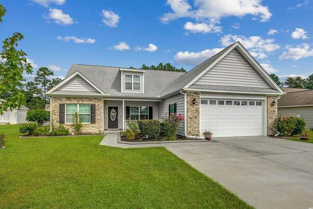 410 Lenox Dr., Conway, SC 29526 (MLS #2120026) :: Scalise Realty