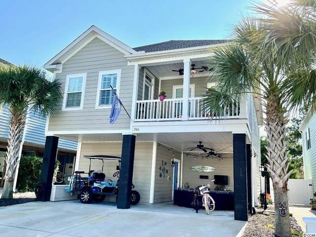 706 Ashland Ave., North Myrtle Beach, SC 29582 (MLS #2120029) :: Grand Strand Homes & Land Realty