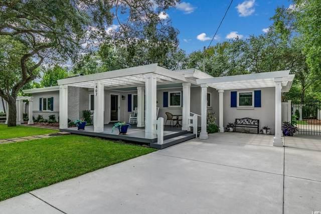407 41st Ave. N, Myrtle Beach, SC 29577 (MLS #2120037) :: Duncan Group Properties