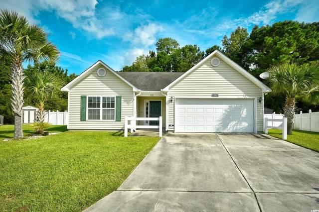 308 Diamond Ct., Little River, SC 29566 (MLS #2120062) :: Jerry Pinkas Real Estate Experts, Inc