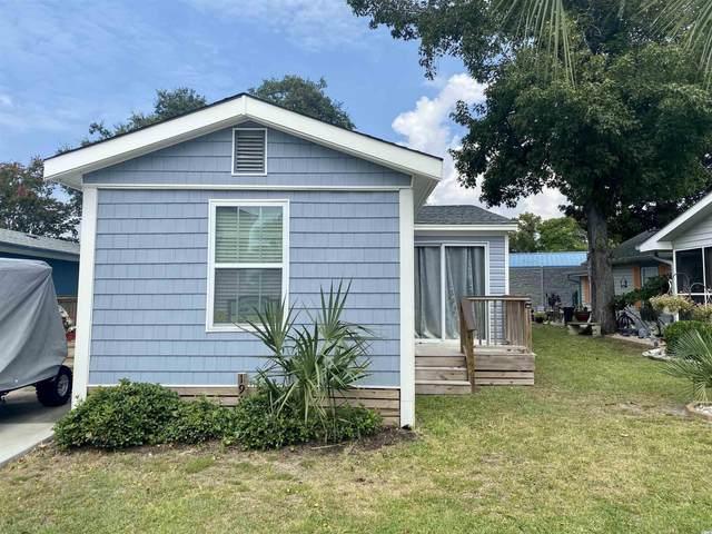 196 Rhea Dr., Surfside Beach, SC 29575 (MLS #2120071) :: Coastal Tides Realty