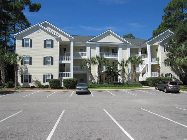 601 Hillside Dr. N #4525, North Myrtle Beach, SC 29582 (MLS #2120083) :: Sloan Realty Group