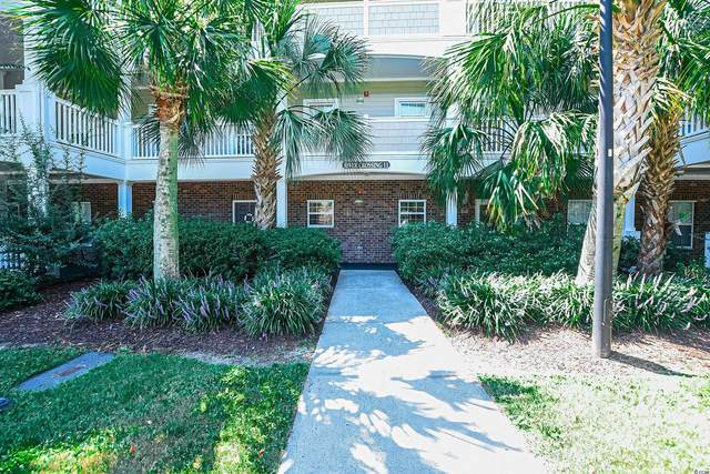 5825 Catalina Dr. #1123, North Myrtle Beach, SC 29582 (MLS #2120090) :: Duncan Group Properties