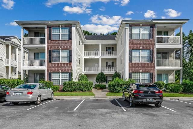 1306 River Oaks Dr. 3-L, Myrtle Beach, SC 29579 (MLS #2120099) :: Sloan Realty Group