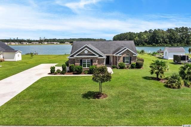 334 Pineland Lake Dr., Conway, SC 29526 (MLS #2120103) :: Hawkeye Realty