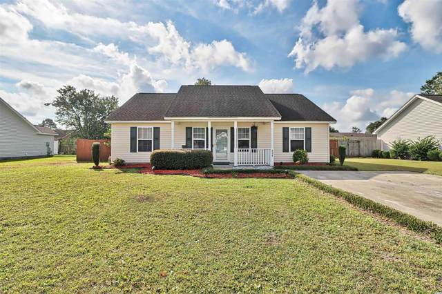824 Esther Ct., Conway, SC 29526 (MLS #2120114) :: Duncan Group Properties