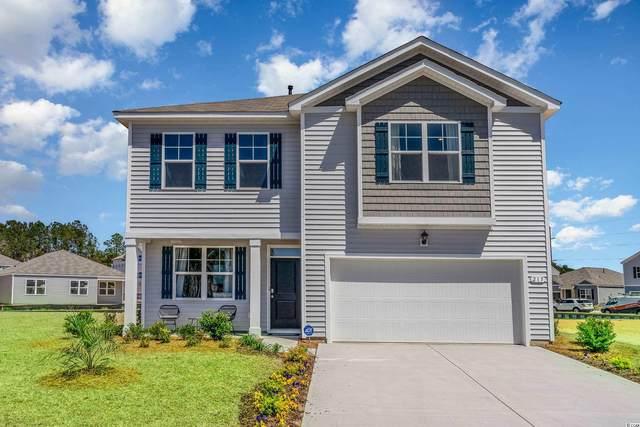 215 Pin Oak Dr., Murrells Inlet, SC 29576 (MLS #2120130) :: James W. Smith Real Estate Co.