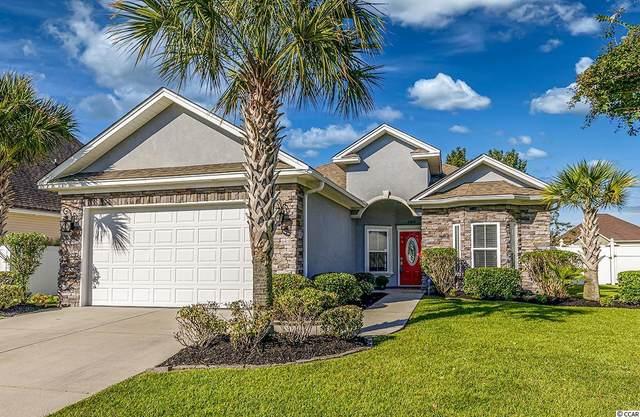 685 Rambler Ct., Myrtle Beach, SC 29588 (MLS #2120140) :: James W. Smith Real Estate Co.