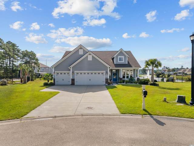 913 Teak Ct., Myrtle Beach, SC 29579 (MLS #2120179) :: Grand Strand Homes & Land Realty