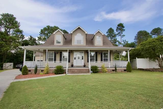 814 Finger Lake Dr., Myrtle Beach, SC 29588 (MLS #2120242) :: Jerry Pinkas Real Estate Experts, Inc