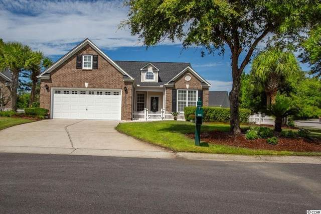 5800 Spotted Owl Landing, North Myrtle Beach, SC 29582 (MLS #2120286) :: James W. Smith Real Estate Co.