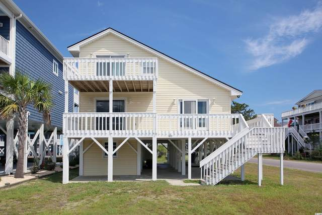 433 Dolphin St., Sunset Beach, NC 28468 (MLS #2120288) :: Jerry Pinkas Real Estate Experts, Inc