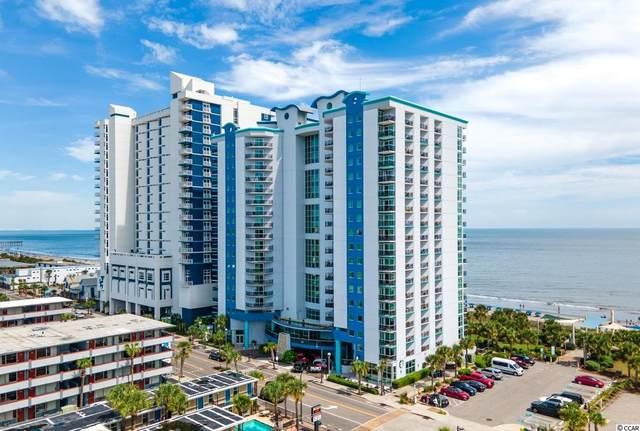 504 N Ocean Blvd. 604 A&B, Myrtle Beach, SC 29577 (MLS #2120293) :: James W. Smith Real Estate Co.