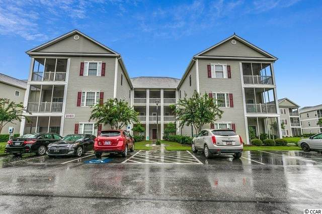 2060 Cross Gate Blvd #202, Myrtle Beach, SC 29575 (MLS #2120294) :: Grand Strand Homes & Land Realty