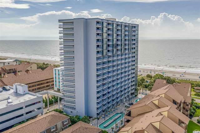 5511 N Ocean Blvd. #1402, Myrtle Beach, SC 29577 (MLS #2120312) :: Jerry Pinkas Real Estate Experts, Inc