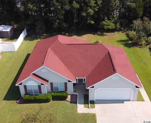 4017 Grousewood Dr., Myrtle Beach, SC 29588 (MLS #2120340) :: Jerry Pinkas Real Estate Experts, Inc
