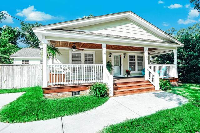 1109 28th Ave. S, North Myrtle Beach, SC 29582 (MLS #2120341) :: James W. Smith Real Estate Co.