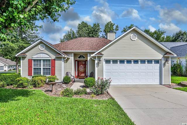 614 Oakmont Dr., Myrtle Beach, SC 29579 (MLS #2120361) :: Jerry Pinkas Real Estate Experts, Inc