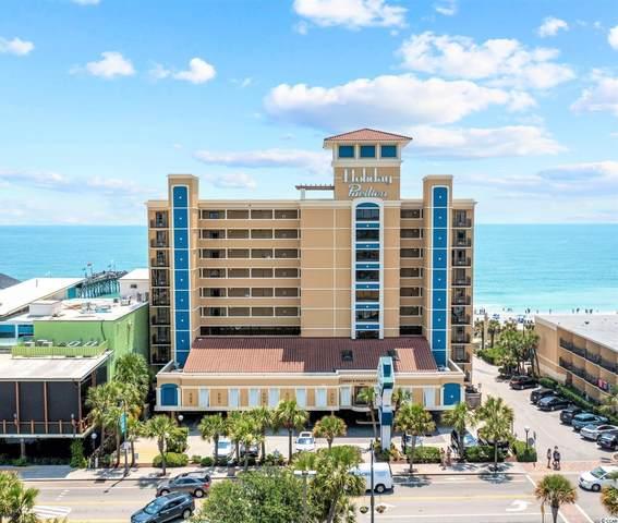1202 N Ocean Blvd. #809, Myrtle Beach, SC 29577 (MLS #2120362) :: Dunes Realty Sales
