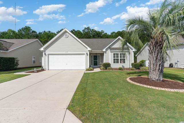 354 Whitchurch St., Murrells Inlet, SC 29576 (MLS #2120379) :: Scalise Realty