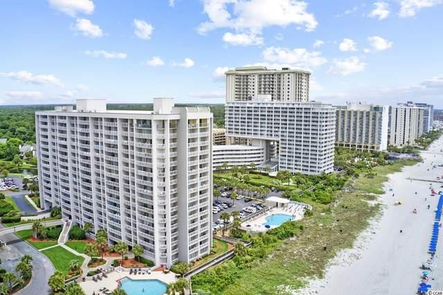 9820 Queensway Blvd. #207, Myrtle Beach, SC 29572 (MLS #2120386) :: Jerry Pinkas Real Estate Experts, Inc