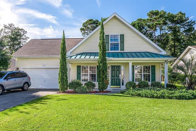 148 Barclay Dr., Myrtle Beach, SC 29579 (MLS #2120390) :: Jerry Pinkas Real Estate Experts, Inc