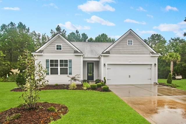 1446 Chanson Ct., Little River, SC 29566 (MLS #2120397) :: Jerry Pinkas Real Estate Experts, Inc