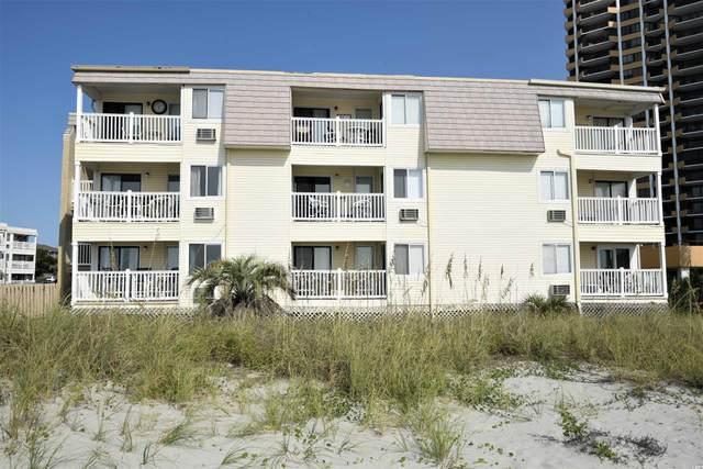 9620 Shore Dr. #301, Myrtle Beach, SC 29572 (MLS #2120401) :: The Lachicotte Company