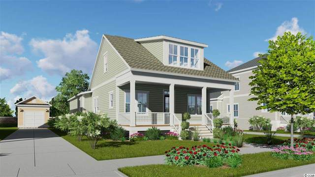 8095 Laurel Ash Ave., Myrtle Beach, SC 29572 (MLS #2120415) :: Sloan Realty Group