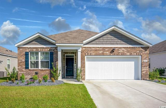 975 Laurens Mill Dr., Myrtle Beach, SC 29579 (MLS #2120418) :: James W. Smith Real Estate Co.