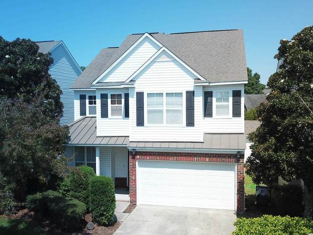 181 Fulbourn Pl., Myrtle Beach, SC 29579 (MLS #2120429) :: James W. Smith Real Estate Co.