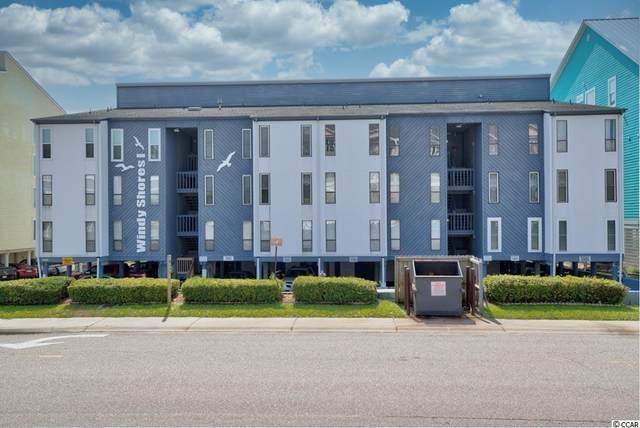 3301 S Ocean Blvd. #306, North Myrtle Beach, SC 29582 (MLS #2120435) :: Duncan Group Properties