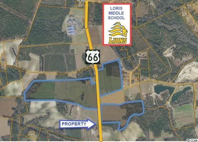 TBD Highway 66, Loris, SC 29569 (MLS #2120438) :: Grand Strand Homes & Land Realty