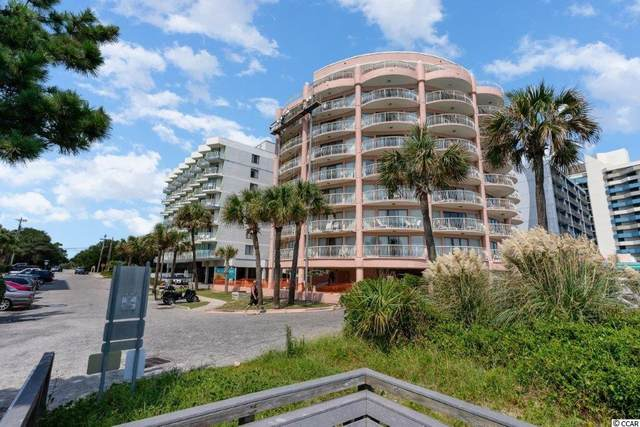 201 70th Ave. N #609, Myrtle Beach, SC 29572 (MLS #2120459) :: Coastal Tides Realty