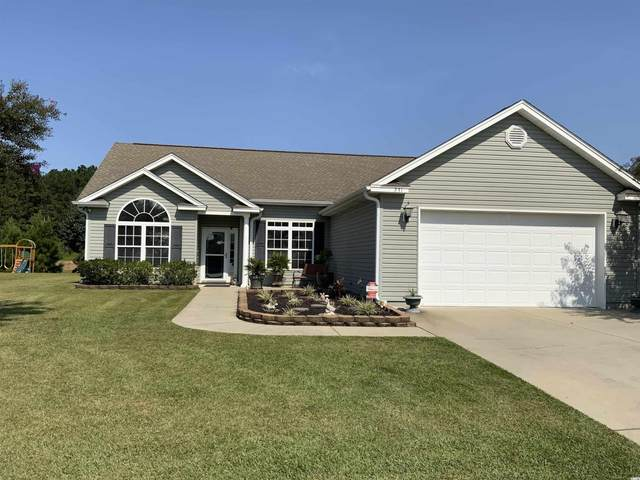 231 Hickory Springs Ct., Conway, SC 29527 (MLS #2120461) :: Grand Strand Homes & Land Realty
